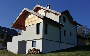 Villa ossature bois
