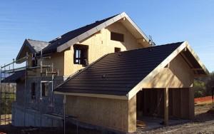 Construction maisons ossature bois